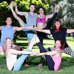 Yoga Garage at YogAdelaide teaching yoga to the Adelaide community