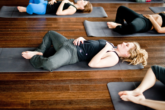 Yin-Yoga, Slow Down, Winter Yin, Relax & Restore