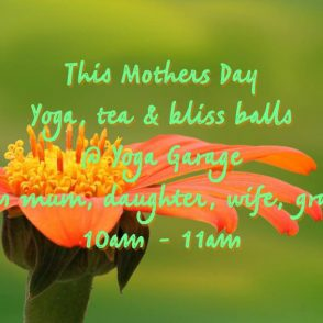 Mothers Day Yoga