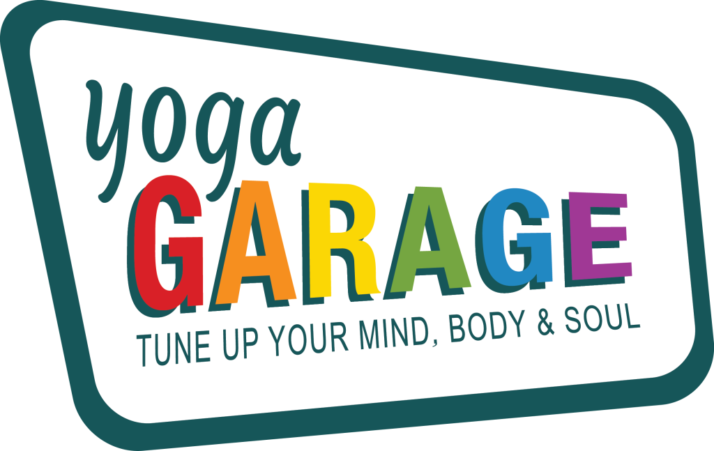 Yoga garage logo
