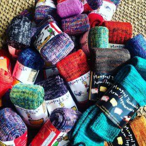 Mongrel Socks