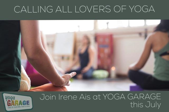 Irene Ais Yoga